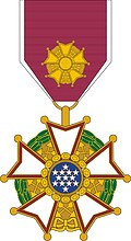 U.S. Legion of Merit, Officer order