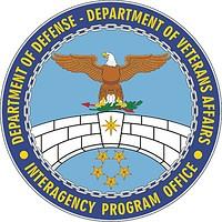Векторный клипарт: U.S. DOD Veterans Affairs Interagency Program Office, эмблема