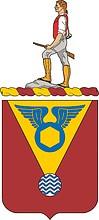 Векторный клипарт: U.S. Army 302nd Maintenance Battalion, герб
