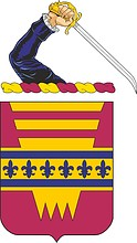 Векторный клипарт: U.S. Army 726th Maintenance Battalion, герб