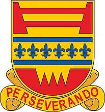 Векторный клипарт: U.S. Army 726th Maintenance Battalion, эмблема (знак различия)