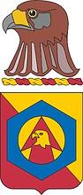 Векторный клипарт: U.S. Army 734th Maintenance Battalion, герб