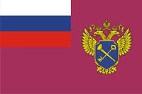Флаг Федеральной службы финансово-бюджетного надзора РФ