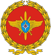 Zhukovsky Aviation Rescue Center of Emergency Situations, emblem for banner