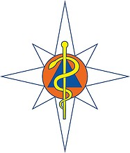 Russian Center for Emergency and Radiation Medicine, emblem