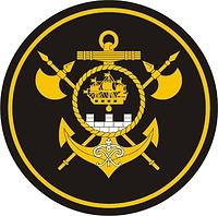 Russian Navy 105th patrol ships brigade, shoulder patch