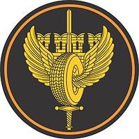 Russian General Staff 147th motor-car base, sleeve insignia
