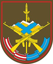 Russian 21st Motorized Infantry Brigade, sleeve insignia