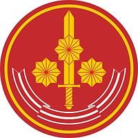 Russian 35th Army, former sleeve insignia