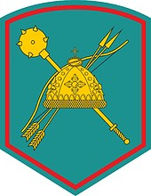 Russian 41st Army, sleeve insignia