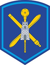 Russian 4th Air and Air Defense Army, sleeve insignia