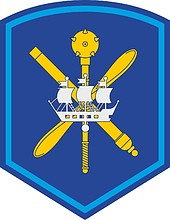 Russian 6th Air and Air Defense Army, sleeve insignia
