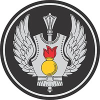 Russian Ministry of Defense, sleeve insignia of Central department of armoured troops