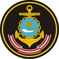 Russian Caspian Flotilla, shoulder patch