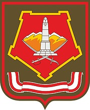 Russian Central military district, sleeve insignia
