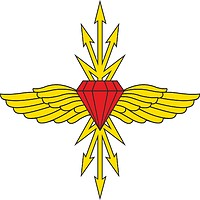 Main Communication Center of the Russian General Staff, small emblem