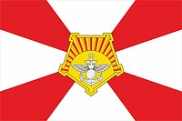 Russian Eastern military district, flag