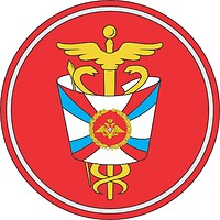 Russian Ministry of Defense, sleeve insignia of Financial and Economial department of the Central Staff
