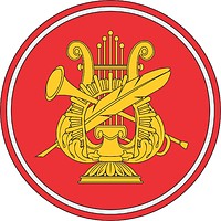 Moscow Military Musical School, sleeve insignia