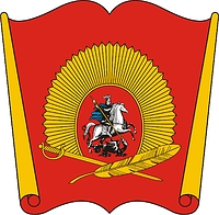 Moscow Suvorov Military School, medium emblem