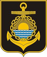Russian Pacific Fleet, medium emblem
