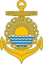Russian Pacific Fleet, small emblem