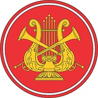 Russian special military orchestra, special insignia