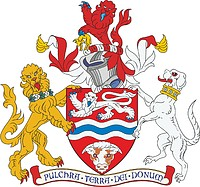 Herefordshire (county in England), coat of arms