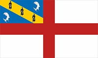 Herm (UK), flag