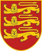 Jersey (Grossbritannien), Wappen