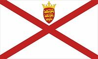 Jersey (Grossbritannien), Flagge