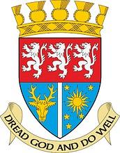 Ross and Cromarty (ehemaliges Kreis in Schottland), Wappen (1975)