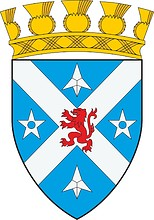 Stirling (former district in Scotland), coat of arms (1975)