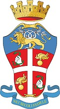 Italian Corps of Carabiniers, coat of arms (2002)
