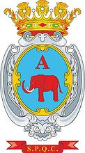 Catania (Italy), coat of arms