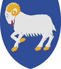 Faroe Islands, coat of arms