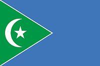 Galmudug (Somalia), flag (2013)