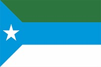 Jubaland (Somalia), Flagge