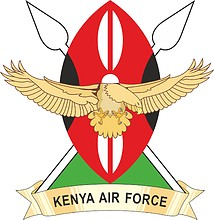 Kenya Air Force, emblem (logo)