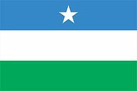 Puntland (Somalia), Flagge