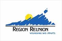 Réunion, Flagge des des Regionalrat