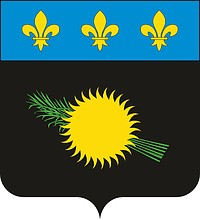Guadeloupe, unofficial coat of arms
