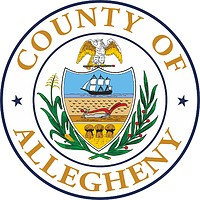 Allegheny county (Pennsylvania), seal