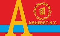 Amherst (New York), flag