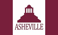 Asheville (North Carolina), Flagge
