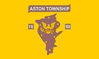 Aston (Pennsylvania), flag