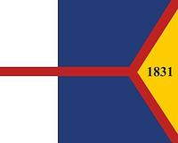 Athens (Pennsylvania), flag
