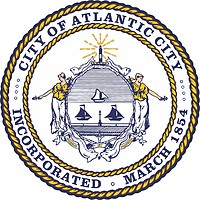Atlantic City (New Jersey), seal