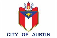 Austin (Texas), flag