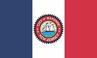 Bayonne (New Jersey), flag